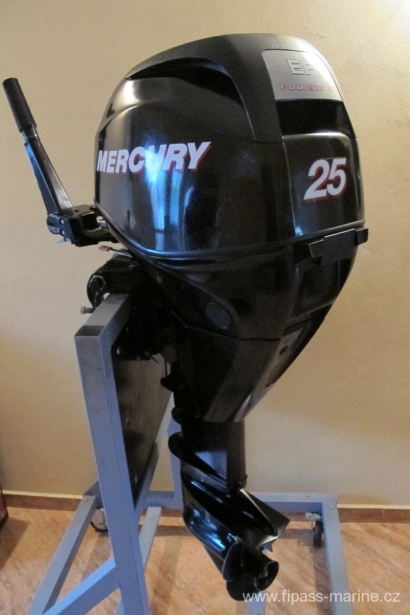 3- 25HP Mercury L.....