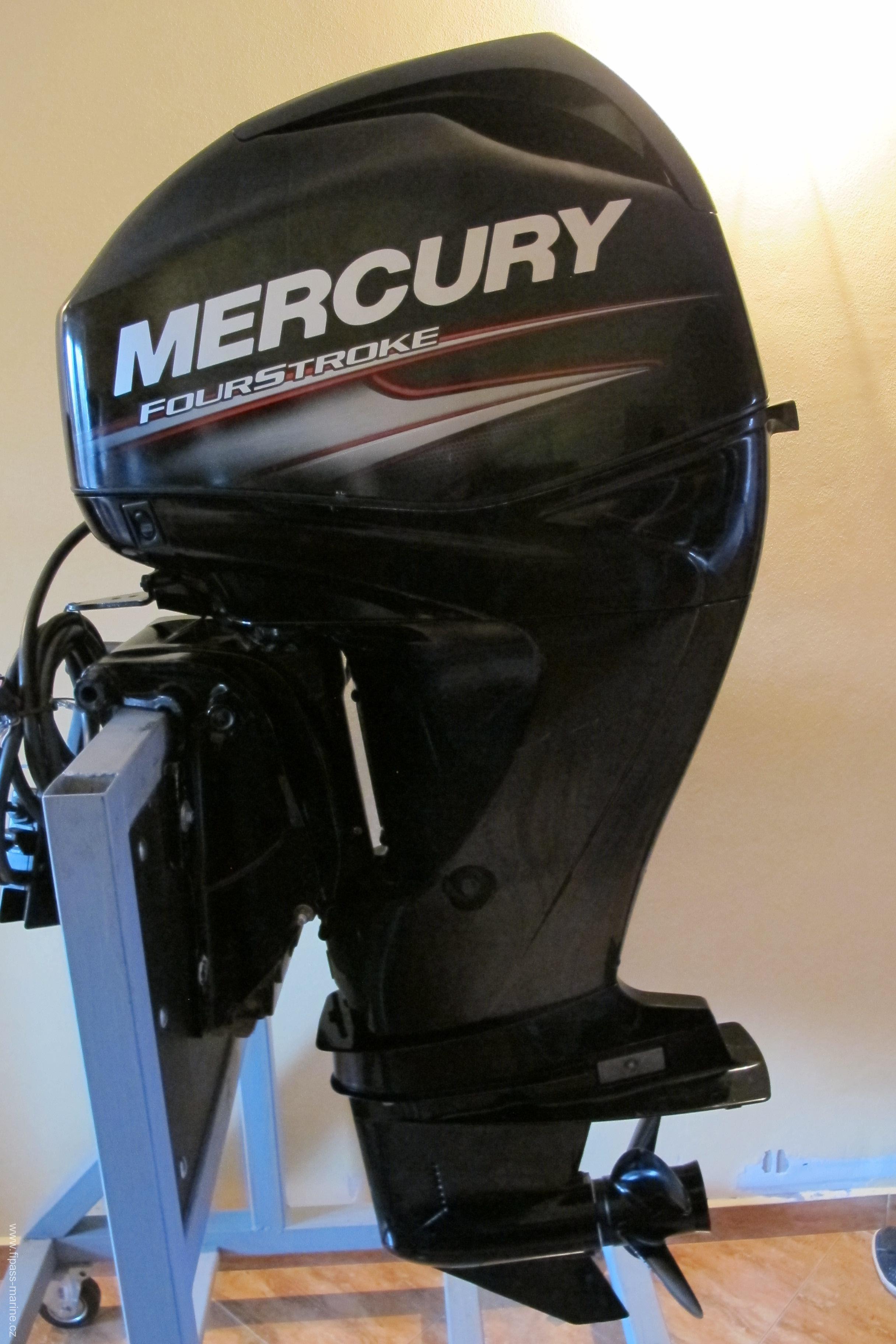 5- 40HP Mercury...